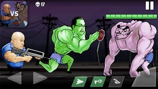 POLICE VS ZOMBIES - Walkthrough Gameplay - TRAILER (Zombies Android Games)
