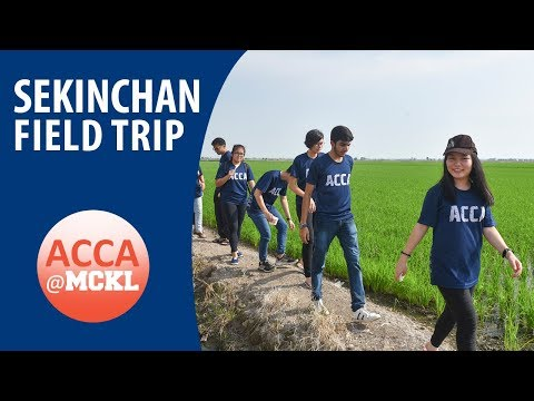 ACCA@MCKL | Field Trip to Khind Malaysia, Sekinchan