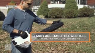 4. STIHL Cordless | BGA 56 Handheld Blower NEW