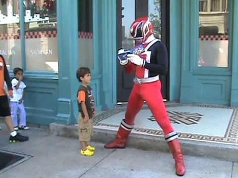 Real Power Ranger