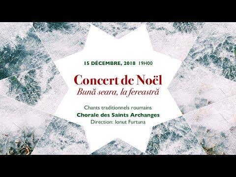 2018-12-15 Concertul de Craciun al Coralei Catedralei din Paris