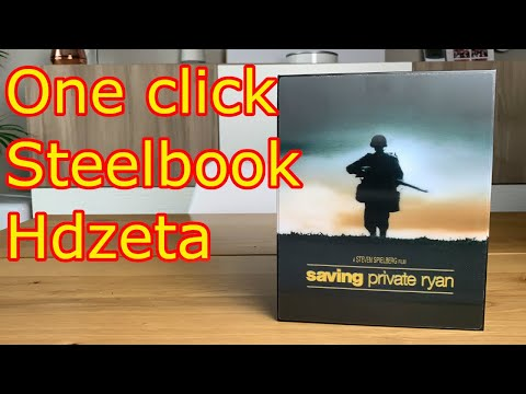 Hdzeta Steelbook One Click Saving Private Ryan