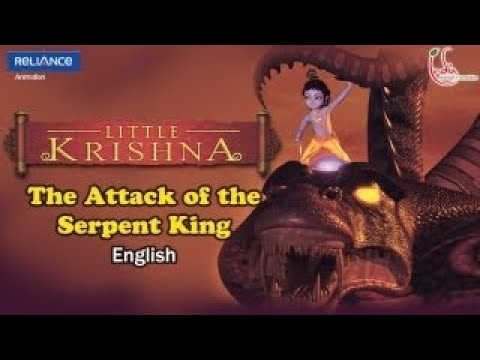 Little Krishna | The Attack Of The Serpent King | Episode 1