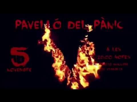 PAVELLÓ DEL PÀNIC V: CLASSIC NIGHTMARES - 5.11.16, 20h @ VILAMALLA