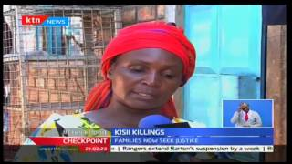 CheckPoint: Families of the two women killed in Kisii by police tell of their quest for justice