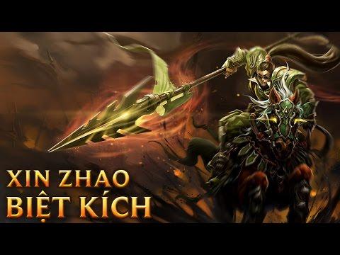 Xin Zhao Biệt Kích