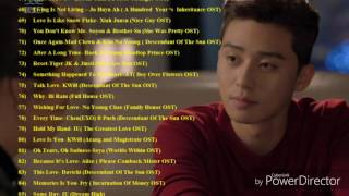 Video The Best OST Of Korean Drama & Film Part 4 MP3, 3GP, MP4, WEBM, AVI, FLV April 2018