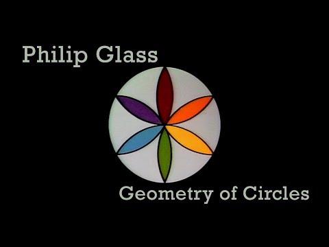 Philip Glass – Sesame Street – Geometry of Circles