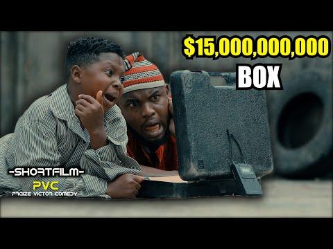 BILLION DOLLAR  BOX(PRAIZE VICTOR COMEDY)