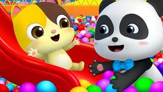Download Video Kumpulan Lagu Anak-anak | Bayi Panda Lucu | Lagu & Kartun Anak | Bahasa Indonesia | BabyBus MP3 3GP MP4