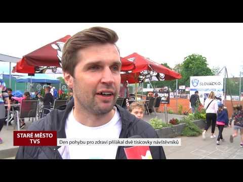 TVS: Staré Město - Den pohybu pro zdraví