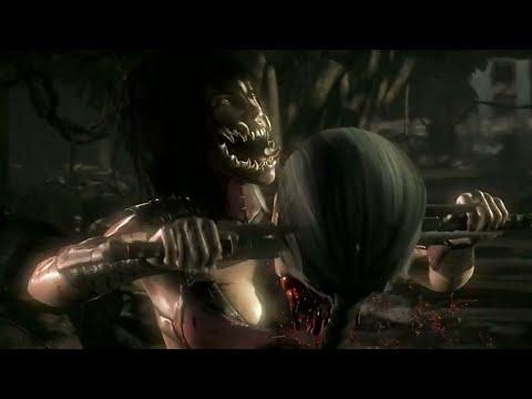 Mortal Kombat X'ten 1 saatlik oynanış görüntüsü