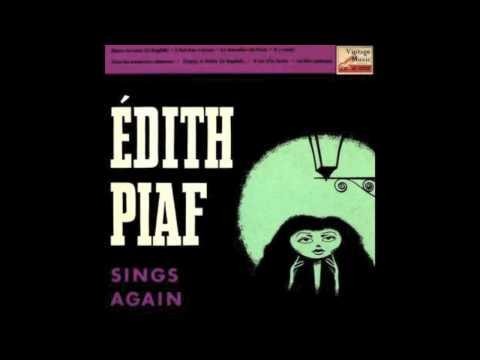 Tekst piosenki Edith Piaf - C'est d'la faute à tes yeux po polsku