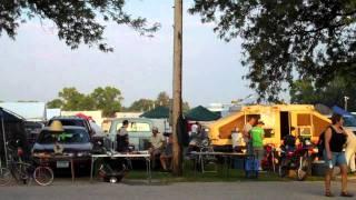 7. Start of swap meet Davenport 2011