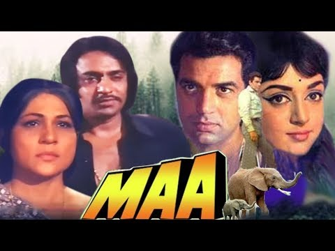 maa - Super Hit Bollywood movie Maa (1976) Synopsis: MAA is about the bond between a mother and child, which is the strongest and perhaps the most unselfish, at least from the mother s point of view. Maa, the movie, delves into this relationship. Laden...