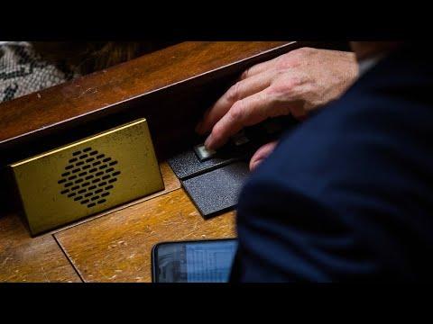 Frankreich: Parlament bringt »Anti-Randalierer«-Geset ...