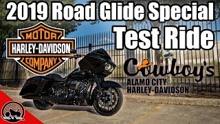 1. 2019 Road Glide Special 114 Test Ride + Boom! Box GTS Infotainment System