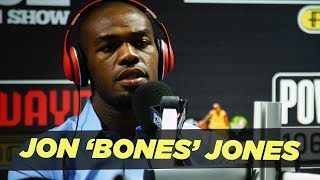 """Jon """"Bones"""" Jones speaks on why Dan Cormier hates him and how he plans to take them down in UFC 214! Power 106 YouTube..."""