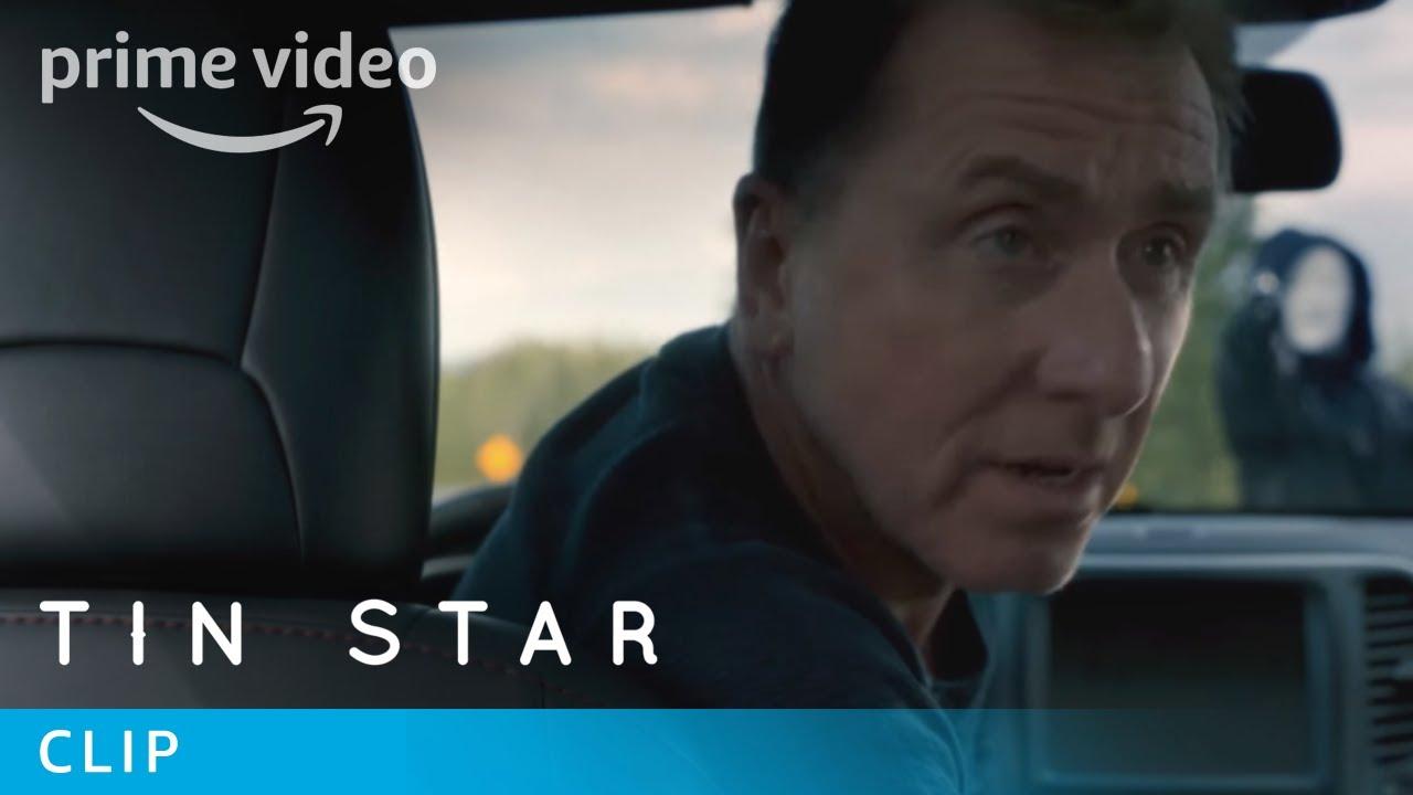 Watch Tim Roth & Christina Hendricks in Amazon Prime Crime-Drama TV Series 'Tin Star' (Clip)