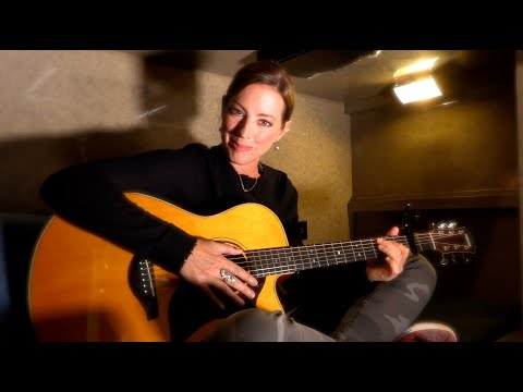 """Sarah McLachlan performs """"Ice Cream"""" from her tour bus bed 