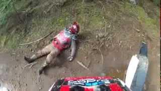 7. Two Bike Crash | Browns Camp