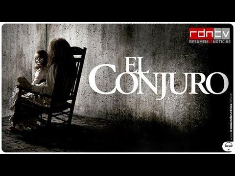Trailer   El Conjuro