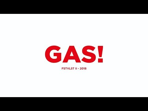 GAS! - FSTVLST II - 2018