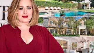 Nonton Adele S New Beverly Hills Mansion  Inside   Outside    2016 Film Subtitle Indonesia Streaming Movie Download