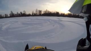 9. Skidoo Tundra LT 550f boondocking GoPro