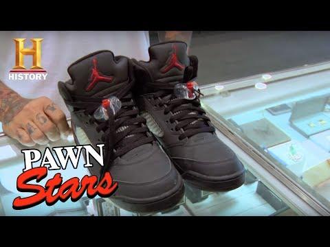 Pawn Stars: Nike Air Jordan Vs (Season 3)   History