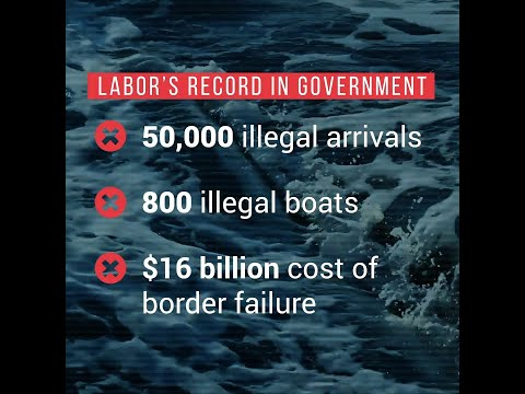 Labor has just voted to weaken border protection