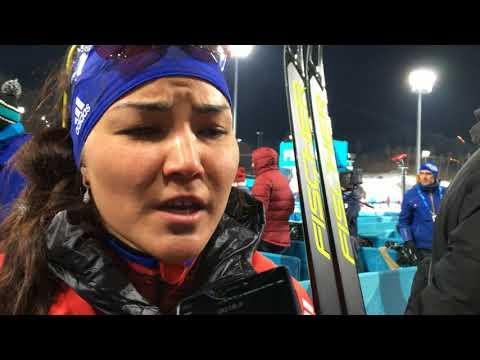 Биатлонный микст и тюменское лыжное серебро. Дмитрий Рыбьяков из олимпийского Пхёнчхана