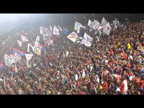 La Hinchada. Cerro Porteño 3-2 Corinthians. Copa libertadores 2016 (CERRO EN HD) - La Plaza y Comando - Cerro Porteño
