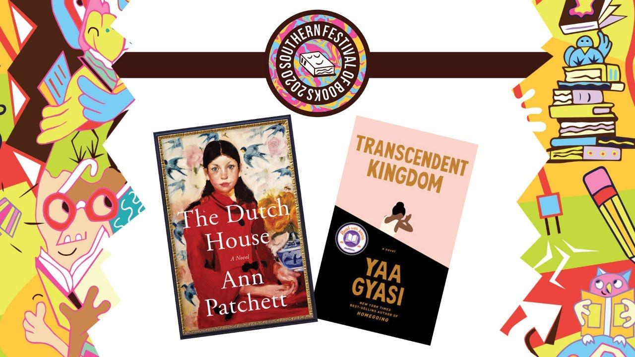 In Conversation: Ann Patchett and Yaa Gyasi