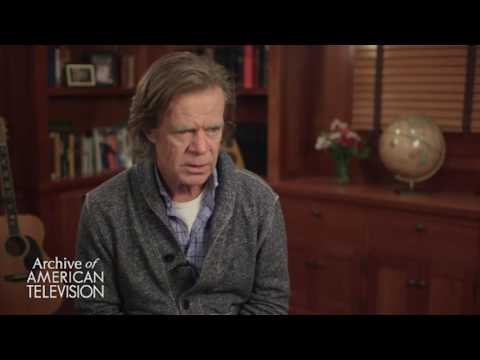 "William H. Macy on getting cast in ""Fargo"""