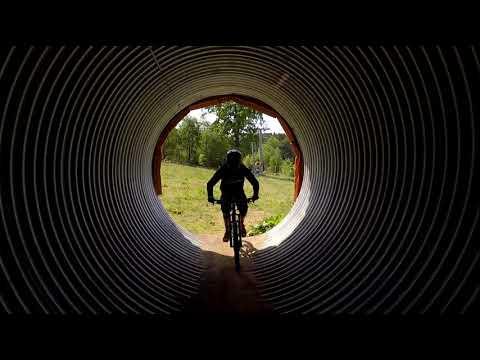 (cz) Bikepark Monínec 2019