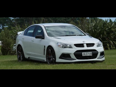 HSV Clubsport R8 LSA - REVIEW - scary for all the right reasons