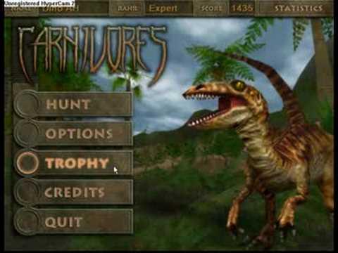 Carnivores Random Hunt's Part 2