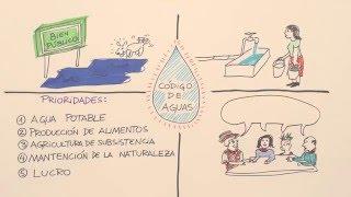 ¿El agua como derecho o propiedad?