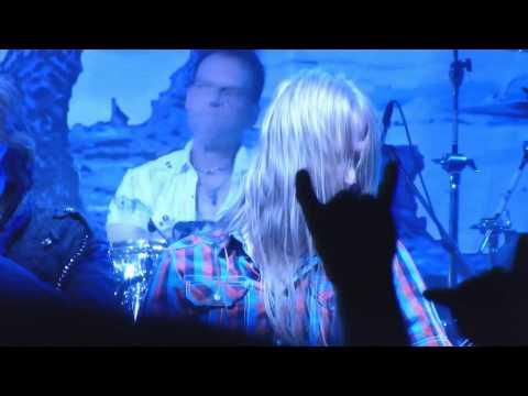 Edguy - Love Tyger@Trädgårn 2014-09-20 Gothenburg Sweden (видео)