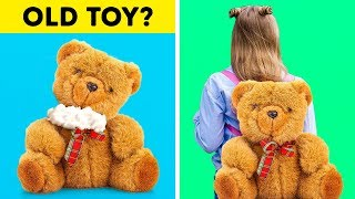 Video 19 OLD TOY HACKS YOU NEED IN YOUR LIFE MP3, 3GP, MP4, WEBM, AVI, FLV Juli 2019