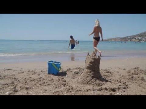 Στις παραλίες οι Αθηναίοι το πρώτο τριήμερο μετά την καραντίνα…