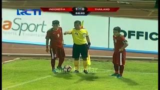 Video Indonesia U19 vs Thailand U19 [3-0] FULL Babak 2 MP3, 3GP, MP4, WEBM, AVI, FLV Oktober 2017
