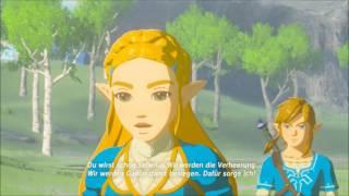 The Legend of Zelda Breath of the Wild - Zuversicht und Kummer Erinnerung Cutscene (Nr.3)