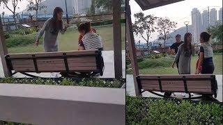 Video Video TKW Diteriaki dan Dihina oleh Seorang Wanita di Hong Kong MP3, 3GP, MP4, WEBM, AVI, FLV Mei 2018