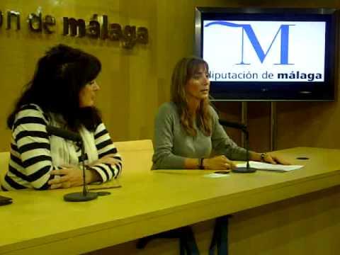 Presentación de los presupuestos de la Diputación en materia de política social