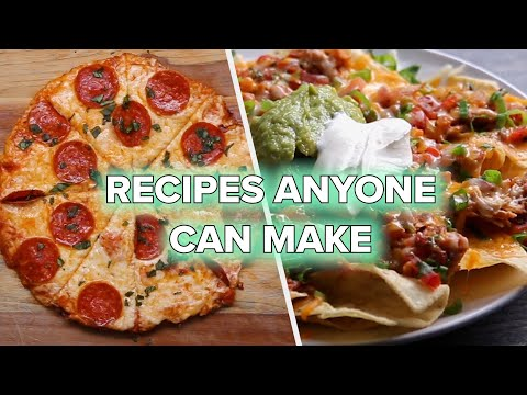 10 Mouthwatering Recipes Anyone Can Make • Tasty Recipes