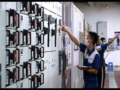 Cấp điện ổn định cho phát triển Công nghiệp