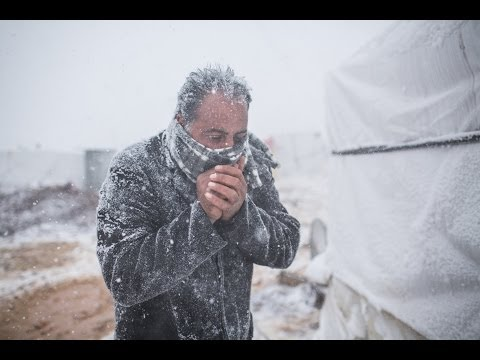 Lebanon: Winter Snowstorm
