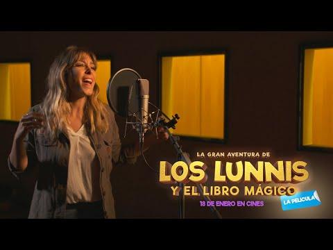 """La gran aventura de Los Lunnis y el Libro Mágico - GISELA (OT) canta """"Amigos""""?>"""